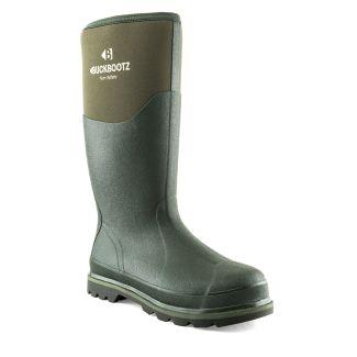 Buckler BuckBootz Non Safety Wellington Boot Olive BBZ5020