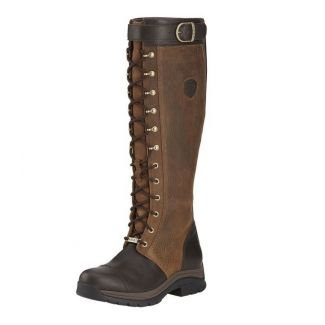 Ariat Ladies Berwick Country Boots Ebony