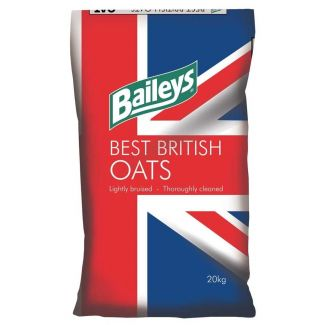 Baileys Best British Bruised Oats 20kg