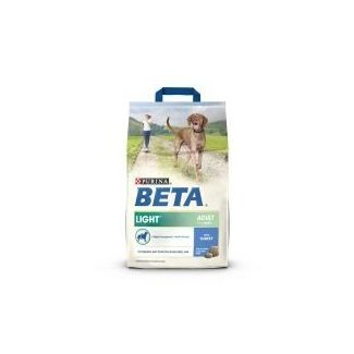 Beta Adult Light Dog Food 2.5kg