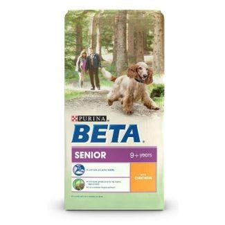 Beta Senior Chicken Dog Food 14kg