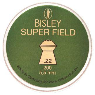 Bisley Superfield Air Rifle Pellets