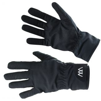 Woof Wear Waterproof Riding Gloves Black