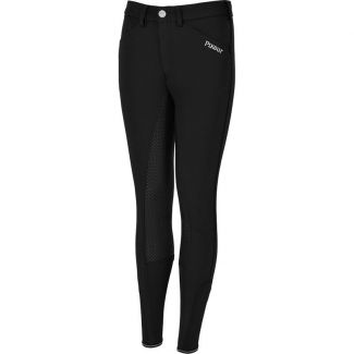 Pikeur Kids Braddy Grip Breeches Black
