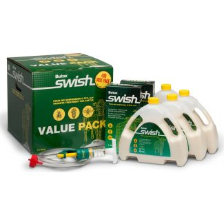 Butox Swish Pour-on Fly Control for Cattle 7.5% Value Pack 12 litre