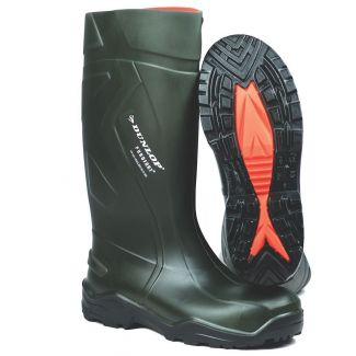Dunlop Purofort Plus Full Safety Wellingtons - Cheshire, UK