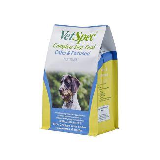 VetSpec Calm & Focused Formula Dog Food - Cheshire, UK