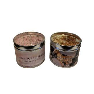 Platinum Equine Scented Candles - Chelford Farm Supplies