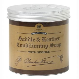 Carr & Day & Martin Brecknell Turner Conditioning Saddle Soap - Chelford Farm Supplies