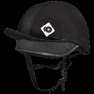 Charles Owen Young Riders Jockey Skull Black - Chelford Farm Supplies