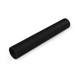 Cherry Pipes Non-Perforated Land Drainage Coil 80mm   Chelford Farm Supplies