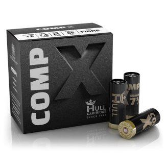 Hull Cartridge Company Comp X 12 Gauge 28 Gram Fibre Shotgun Cartridge - Cheshire, UK