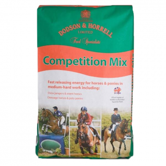 Dodson & Horrell Competition Mix Horse Feed 20kg