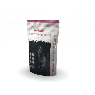 Red Mills Competition 10 Horse Feed Cubes 20kg *Special Order*