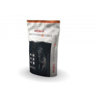 Red Mills Competition 12 Horse Feed Cubes 20kg