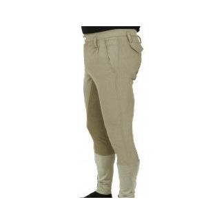 Jeffries Mens Competition Breeches Beige
