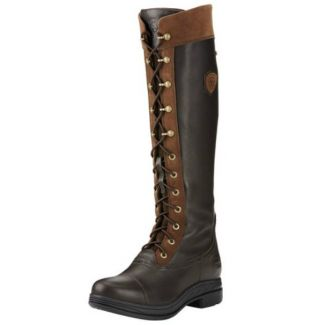 Ariat Ladies Coniston Pro GTX Insulated Country Boot Ebony