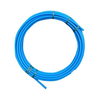 Coopers MDPE Blue Mains Water Pipe 25mm