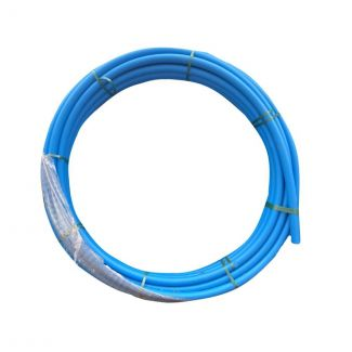 Coopers MDPE Blue Mains Water Pipe 50mm