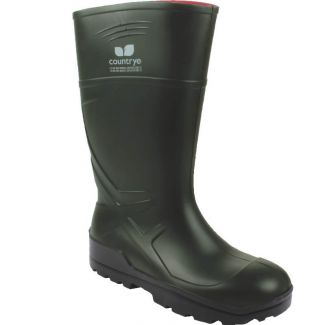 Country UF PU Non-Safety Wellington Boots