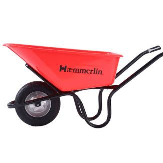 Haemmerlin Crusader 120 litre Heavy Duty Wheelbarrow - Cheshire, UK