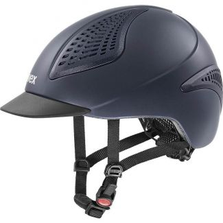 Uvex Exxential II Riding Helmet Blue