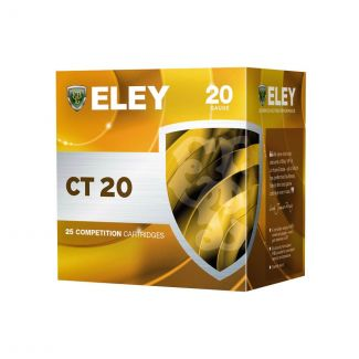 Eley Hawk CT 20 20 Gauge 21 Gram Fibre Shotgun Cartridge - Cheshire, UK