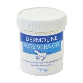 Dermoline Aloe Vera Gel - Chelford Farm Supplies