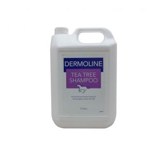 Dermoline Tea Tree Shampoo - Chelford Farm Supplies
