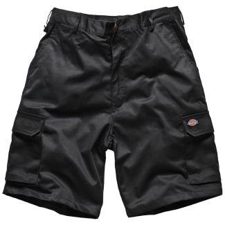 Dickies Redhawk Cargo Shorts Black