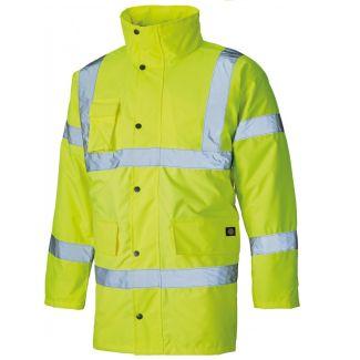 Dickies SA22045 Hi Vis Motorway Safety Jacket