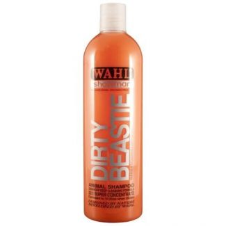 WAHL Showman Dirty Beastie Shampoo 500ml