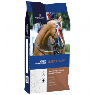 Dodson & Horrell Build & Glow Horse Feed 9kg