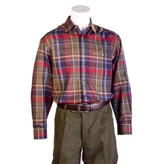 Bonart Mens Drayton Long Sleeved Shirt