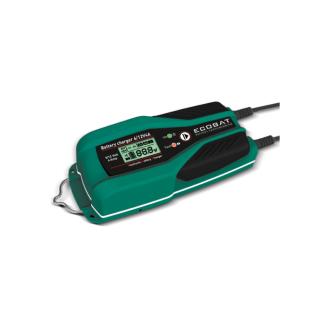 Ecobat EBC4UK 12V 4A Battery Charger | Chelford Farm Supplies