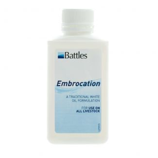 Battles Livestock Embrocation 500ml