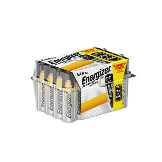 Energizer AAA Alkaline Power Home Pack Batteries Pack of 24