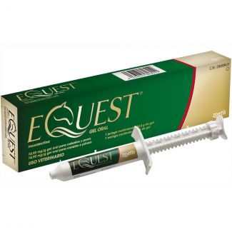 Equest Oral Gel Horse Wormer - Cheshire, UK