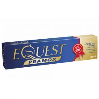 Equest Pramox Oral Gel Horse Wormer - Cheshire, UK