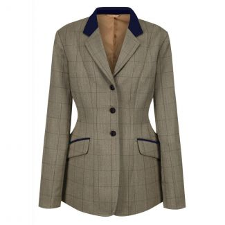 Equetech Foxbury Deluxe Tweed Jacket | Chelford Farm Supplies