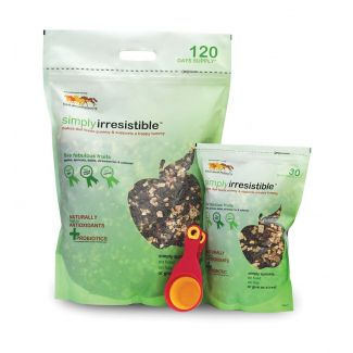 Equilibrium Simply Irresistible Fruit Horse Feed 1.5kg