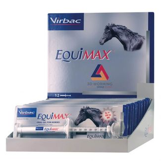 Equimax Syringe Horse Wormer - Chelford Farm Supplies