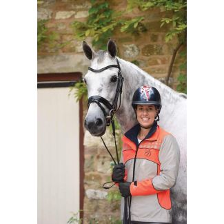 Equisafety Ladies Charlotte Dujardin Mercury II Hi-Viz Jacket