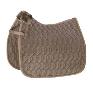Eskadron Velvet Dressage Saddle Pad | Chelford Farm Supplies