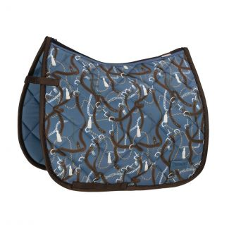 Eskadron Glossy Design Dressage Saddle Pad