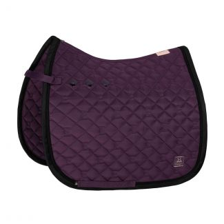 Eskadron Glossy Quilted Dressage Saddle Pad