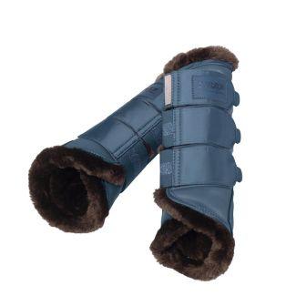 Eskadron Softslate Faux Fur Tendon Boots