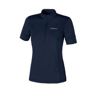 Eskadron Ladies Fanatics Riding Shirt Navy - Chelford Farm Supplies