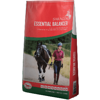 Saracen Essential Balancer Horse Feed 20kg