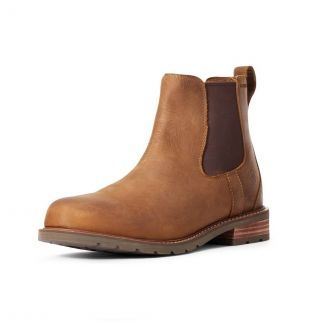 Ariat Mens Wexford H20 Boots - Chelford Farm Supplies